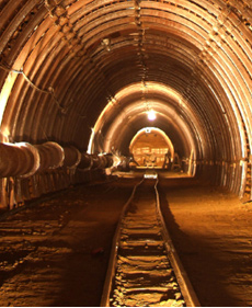 Mining construction and engineering services